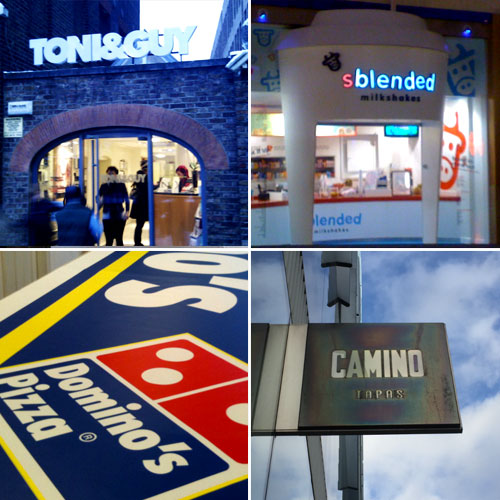 examples of shop signs